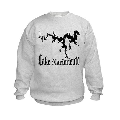 NACI (822 BLACK) Kids Sweatshirt