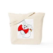 Cute Happy kitty Tote Bag