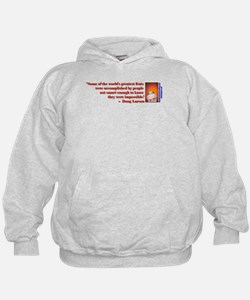 Doing the Impossible Hoodie