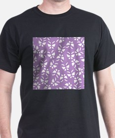 Japanese textile Butterfly T-Shirt