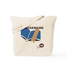 D-Lip Bookmark Tote Bag