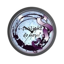 i-twilight do you? Moonlight Ribbon Crest Wall Clo