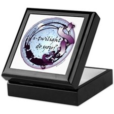 i-twilight do you? Moonlight Ribbon Crest Keepsake