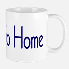 Bennies Go Home Mug