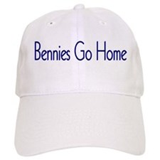 Bennies Go Home Baseball Cap
