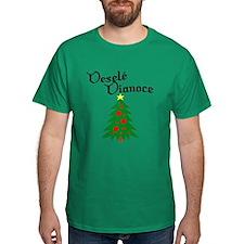 Slovak Christmas Tree T-Shirt
