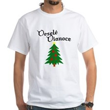 Slovak Christmas Tree Shirt
