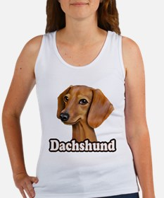 Dachshund - Color Women's Tank Top