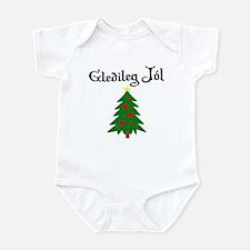 Icelandic Christmas Tree Infant Bodysuit