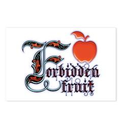 Forbidden Fruit Postcards (Package of 8)