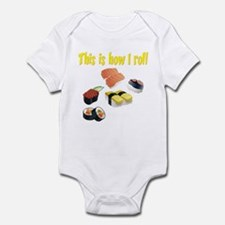 Sushi Roll Infant Bodysuit
