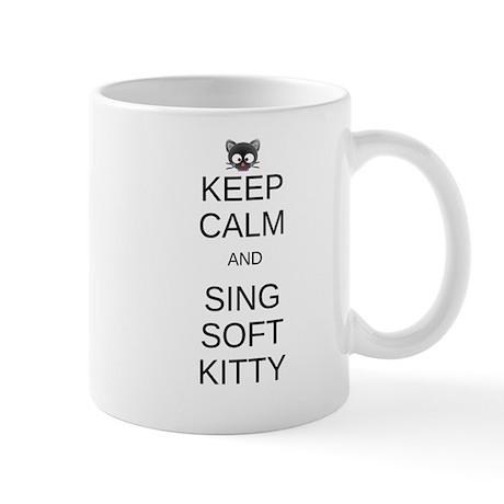 Warm Kitty Mug