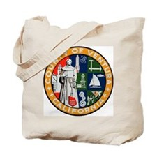 County of Ventura California Tote Bag