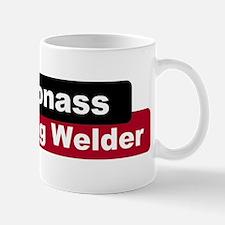 Coonass Rigwelder Mug