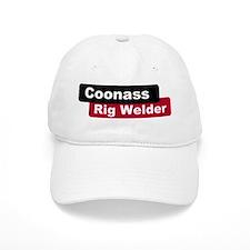 Coonass Rigwelder Baseball Cap