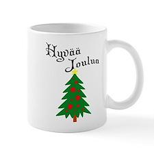 Finnish Christmas Tree Mug