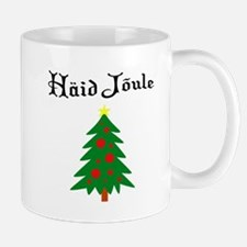 Estonian Christmas Tree Small Small Mug