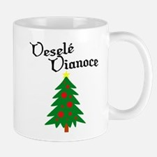 Slovak Christmas Tree Mug