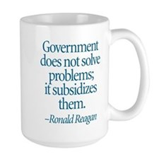 Ronald Reagan Quote Mugs