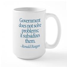 Ronald Reagan Quote Mugs