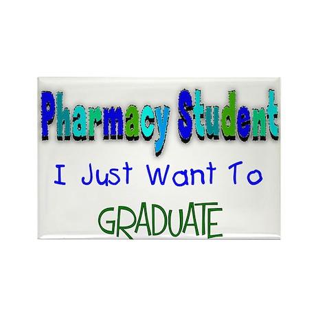 pharmacists II Rectangle Magnet (10 pack)