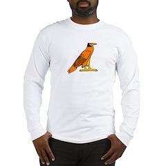 Egyptian Eagle Long Sleeve T-Shirt