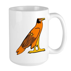 Egyptian Eagle Mug