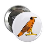"Egyptian Eagle 2.25"" Button (10 pack)"