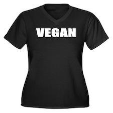 Unique Earth liberation front Women's Plus Size V-Neck Dark T-Shirt