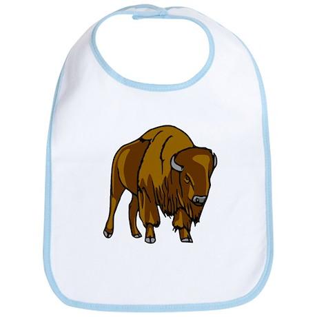 American Bison/Buffalo Bib