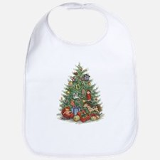 Old Fashioned Christmas Tree Bib