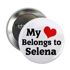 My Heart: Selena Button
