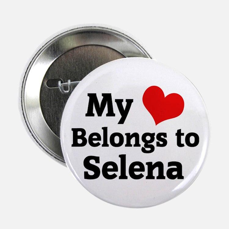 My Heart: Selena Button