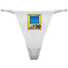 Gulf Islands National Seashor Classic Thong