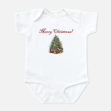 Merry Christmas! Infant Bodysuit