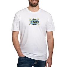 Fort Myers Beach FL - Oval Design Shirt