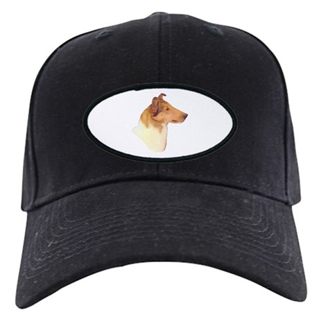 Smooth Collie Gifts Black Cap