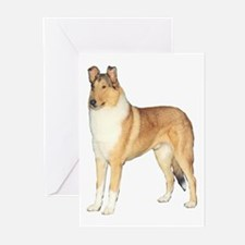 Smooth Collie Gifts Greeting Cards (Pk of 10)