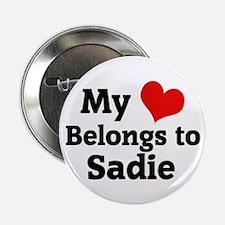 My Heart: Sadie Button