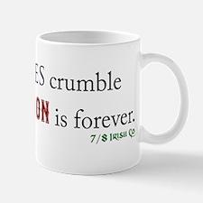 Empires Crumble Mug