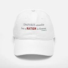 Empires Crumble Baseball Baseball Cap