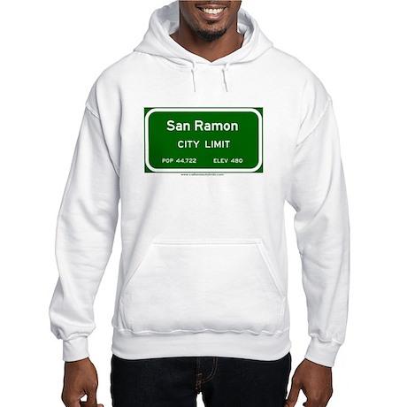 San Ramon Hooded Sweatshirt