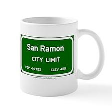 San Ramon Small Mug