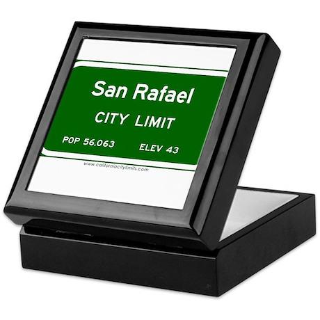 San Rafael Keepsake Box