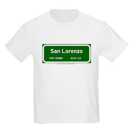San Lorenzo Kids Light T-Shirt