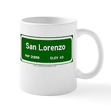 San Lorenzo Mug