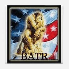 BATR Super Store Tile Coaster