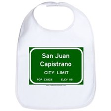 San Juan Capistrano Bib