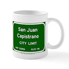 San Juan Capistrano Mug