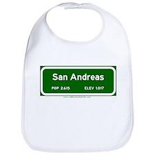 San Andreas Bib